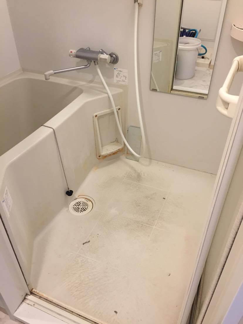 床 の お 黒ずみ 風呂